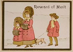 Reward of Merit Cards: GREENAWAY, Kate