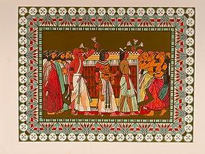 History of Joseph and his Brethren, The: JONES, Owen, illuminator; WARREN, Henry, illuminator