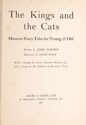 Kings and the Cats, The: WAIN, Louis, illustrator; HANNON, John