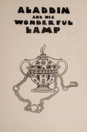 Aladdin and His Wonderful Lamp: MACKENZIE, Thomas; RANSOME, Arthur
