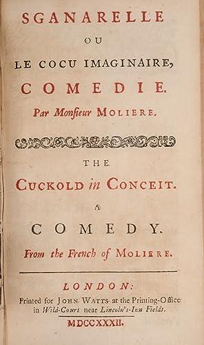 Select Comedies of Mr. De Moliere: MOLIERE, Jean Baptiste Poquelin de