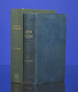 Life and Adventures of Martin Chuzzlewit, The: DICKENS, Charles