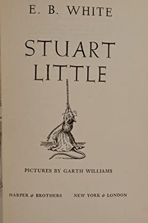 Stuart Little: WHITE, E.B.