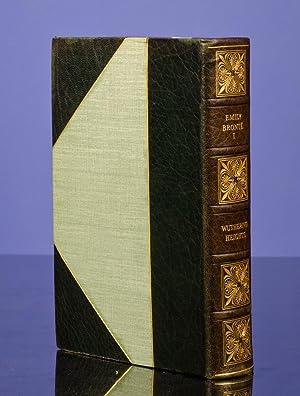 Shakespeare Head Brontë, The: BRONTE, Charlotte; [SHAKESPEARE HEAD PRESS]; Brontë, Emily; ...