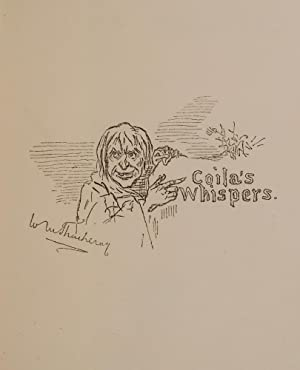 Coila's Whispers: RIVIÈRE & SON; CRUIKSHANK, George; FRASER, William, Sir; THACKERAY, William ...