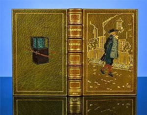 Cranford: KELLIEGRAM BINDING; GASKELL, Mrs.; THOMSON, Hugh