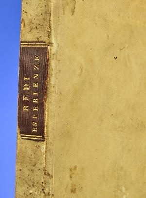 Esperienze Intorno: REDI, Francesco; KIRCHER, Athanasius