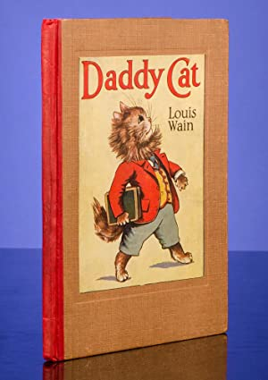 Daddy Cat: WAIN, Louis, illustrator