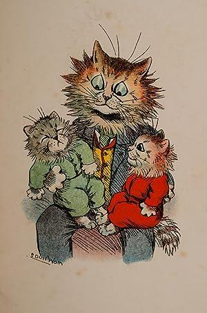Daddy Cat: WAIN, Louis, illustrator