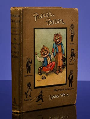 Tinker, Tailor: WAIN, Louis, illustrator