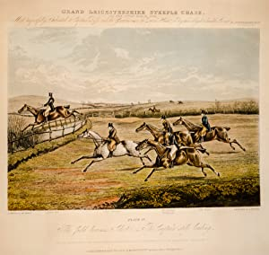 Grand Leicestershire Steeple Chase: ALKEN, Henry