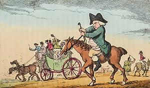 Academy for Grown Horsemen, An: ROWLANDSON, Thomas; BUNBURY, Henry; GAMBADO, Geoffrey