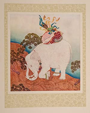 Au Royaume de la Perle: DULAC, Edmund, illustrator; ROSENTHAL, Léonard