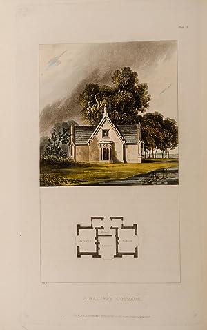 Rural Residences: PAPWORTH, John Buonarotti