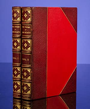 Poems of John Keats, The: KEATS, John |