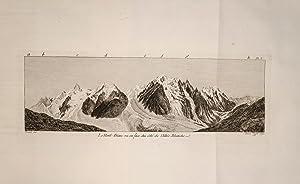 Voyages dans les Alpes: SAUSSURE, Horace Benedict de