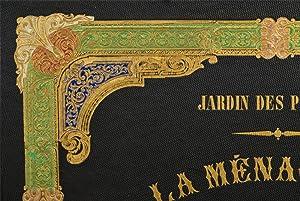 Jardin des Plantes: La Ménagerie et la Vallée Suisse: PAUQUET, Jean Louis Charles, illustrator