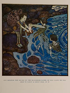 Fairies I Have Met: DULAC, Edmund, illustrator; STAWELL, Mrs. Rodolph