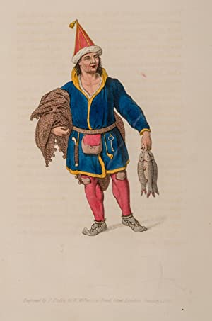 Costume of the Russian Empire, The: ALEXANDER, William