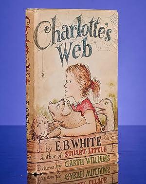 Charlotte's Web: WHITE, E.B.  
