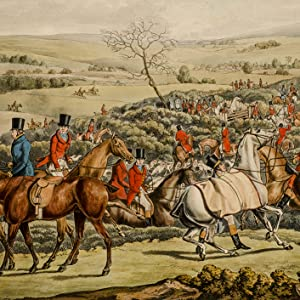 Fox Hunting: ALKEN, Henry