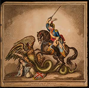 St. George and the Dragon: GILLRAY, James