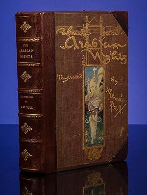 Arabian Nights, The: BULL, René, illustrator