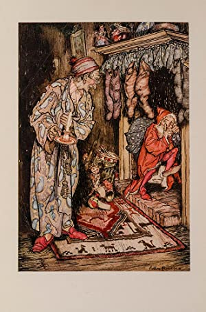 Night Before Christmas, The: RACKHAM, Arthur; MOORE, Clement C.