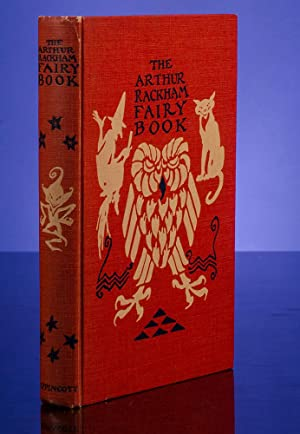Arthur Rackham Fairy Book, The: RACKHAM, Arthur, illustrator
