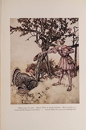 Puck of Pook's Hill: RACKHAM, Arthur, illustrator; Kipling, Rudyard