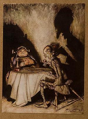 Mother Goose: RACKHAM, Arthur, illustrator