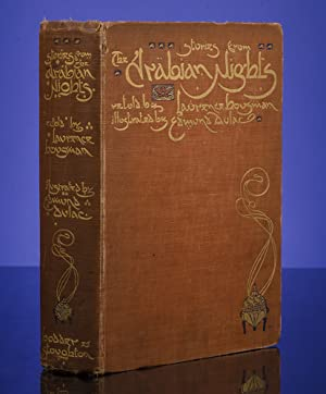 Stories From the Arabian Nights: DULAC, Edmund, illustrator; HOUSMAN, Laurence; ARABIAN NIGHTS