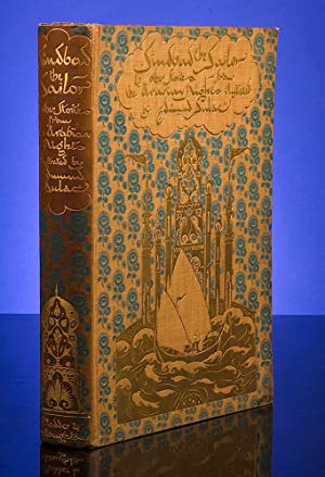 Sindbad the Sailor & Other Stories from: DULAC, Edmund, illustrator