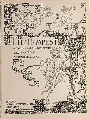 Tempest, The: RACKHAM, Arthur, illustrator; SHAKESPEARE, William