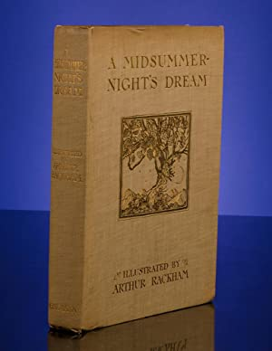 Midsummer-Night's Dream, A.: RACKHAM, Arthur, illustrator; SHAKESPEARE, William
