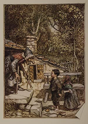 Hansel & Grethel & Other Tales [and] Snowdrop & Other Tales by the Brothers Grimm: ...