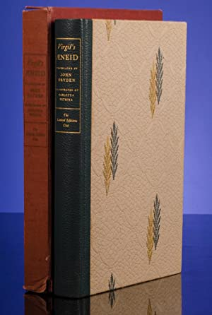 The Aenid: VIRGIL (Publius Virgilius Maro); LIMITED EDITIONS CLUB; PETRINA, Carlotta, illustrator; ...