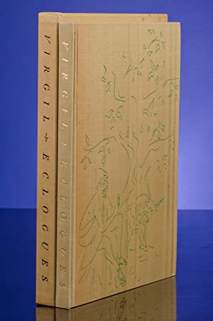 The Eclogues: VIRGIL (Publius Virgilius Maro); LIMITED EDITIONS CLUB; VERTÈS, illustrator; ...