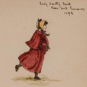Kate Greenaway's Almanack for 1893: GREENAWAY, Kate