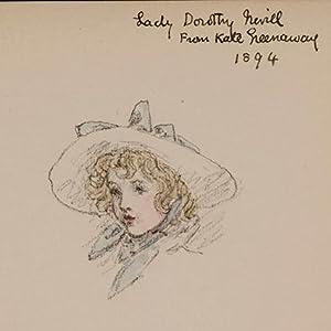 Kate Greenaway's Almanack for 1895: GREENAWAY, Kate