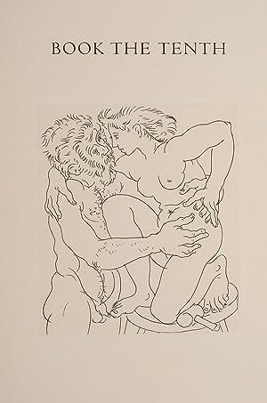 Ovid's Metamorphoses: OVID; [GARTH, Sir Samuel, Translator]; [ERNI, Hans, Engraver]; [LIMITED ...