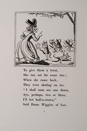 Dame Wiggins Of Lee: GREENAWAY, Kate, illustrator; RUSKIN, John