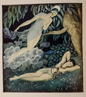 Gods and Mortals in Love: DULAC, Edmund, illustrator; WILLIAMSON, Hugh Ross