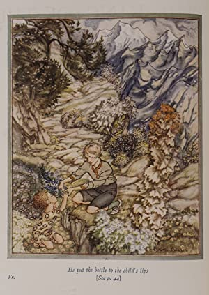 King of the Golden River, The: RACKHAM, Arthur; Ruskin, John