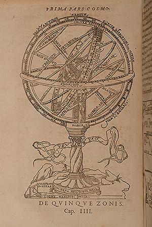 Cosmographia: APIANUS, Petrus; GEMMA, Frisius