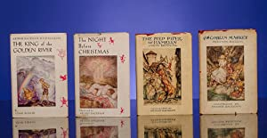 The Christmas Books] MOORE, Clement C. The: RACKHAM, Arthur, illustrator