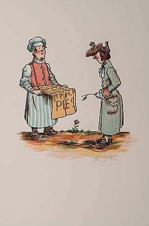 Mother Goose and Nursery Rhymes: REED, Philip; Monastery Hill Bindery, binders