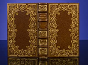 Sartor Resartus: The Life and Opinions of Herr Teufelsdröckh: RIVIÈRE & SON, binders; CARLYLE, ...