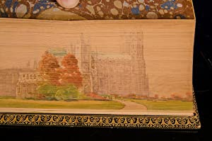 Historical Memorials of Westminster Abbey: FORE-EDGE PAINTING; STANLEY, Arthur Penrhyn