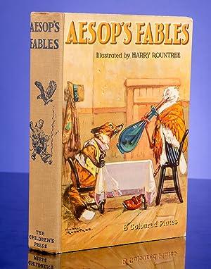 Aesop's Fables: ROUNTREE, Harry; Aesop